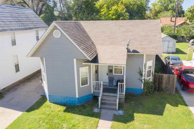 1323 S Main St 1323 1/2 S Main, Wichita, KS 67213 (MLS #557308) :: Select Homes - Team Real Estate