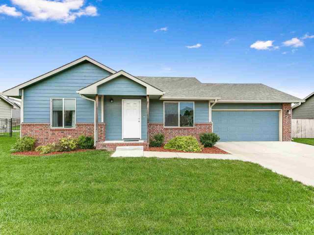 1436 E Alise St, Derby, KS 67037 (MLS #557313) :: Select Homes - Team Real Estate