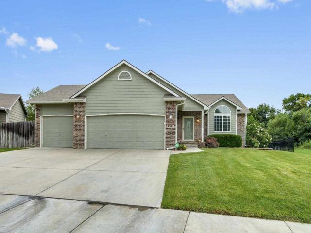 815 S Sunset Cir, Andover, KS 67002 (MLS #557320) :: Select Homes - Team Real Estate