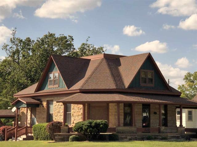 223 S Main St, Caldwell, KS 67022 (MLS #557322) :: Select Homes - Team Real Estate