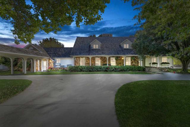 2726 E Central, Andover, KS 67002 (MLS #557325) :: Select Homes - Team Real Estate