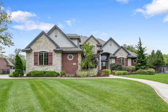 2134 N Keeneland Cir, Wichita, KS 67206 (MLS #557328) :: Better Homes and Gardens Real Estate Alliance