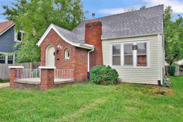 617 N Terrace Dr, Wichita, KS 67208 (MLS #557366) :: Better Homes and Gardens Real Estate Alliance