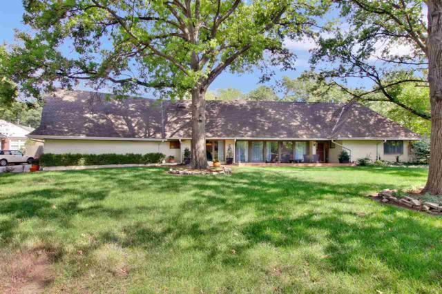 16 E Peach Tree Lane, Eastborough, KS 67207 (MLS #557388) :: Wichita Real Estate Connection