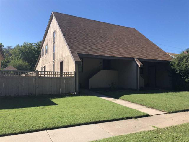 443 N Richmond, Wichita, KS 67203 (MLS #557397) :: Better Homes and Gardens Real Estate Alliance