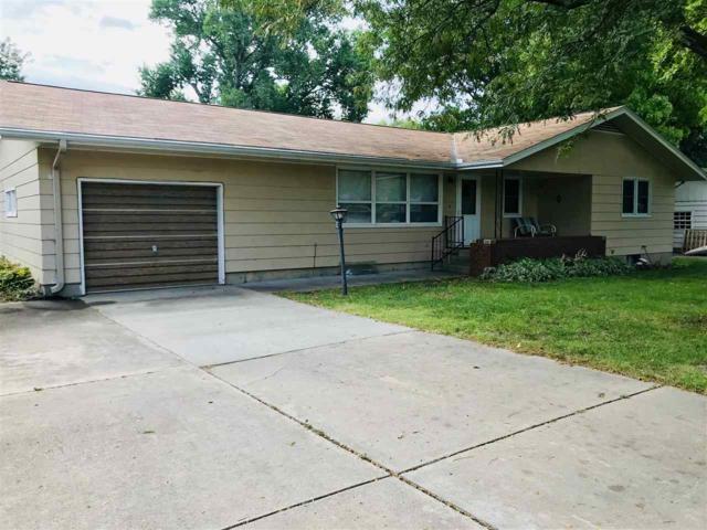 532 Park Ct, Moundridge, KS 67107 (MLS #557408) :: On The Move