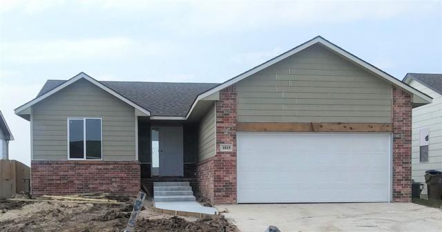 1815 S Lynnrae St, Wichita, KS 67207 (MLS #557409) :: Select Homes - Team Real Estate