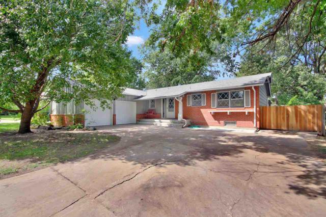 6126 Edinburg St, Bel Aire, KS 67220 (MLS #557424) :: Select Homes - Team Real Estate