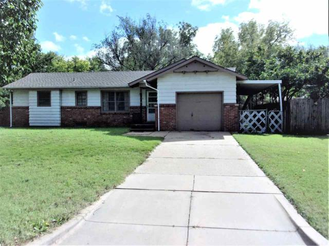 1945 E Glen Oaks Dr, Wichita, KS 67216 (MLS #557448) :: Wichita Real Estate Connection