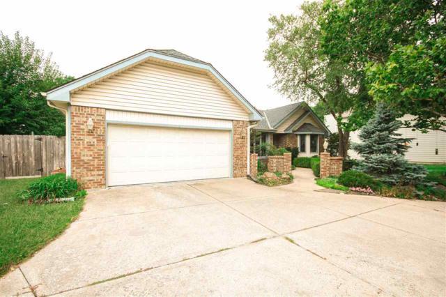2451 N Hathway Cir, Wichita, KS 67226 (MLS #557475) :: Better Homes and Gardens Real Estate Alliance