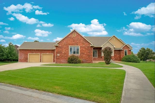3357 N Wild Thicket Ct, Wichita, KS 67205 (MLS #557493) :: Select Homes - Team Real Estate