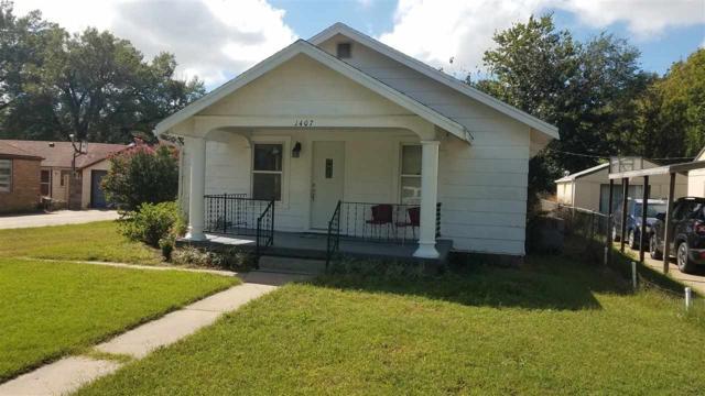 1407 N 3rd, Arkansas City, KS 67005 (MLS #557507) :: Lange Real Estate