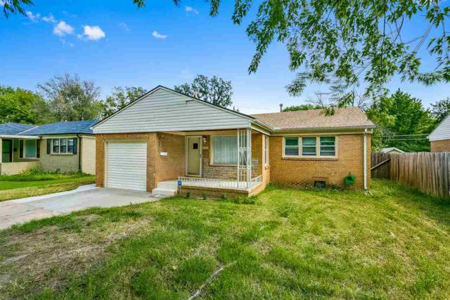 1732 Drollinger St, Wichita, KS 67218 (MLS #557529) :: Select Homes - Team Real Estate