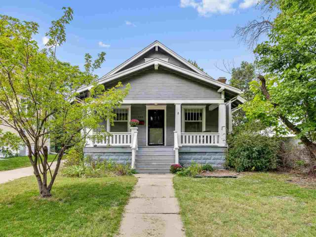 339 N Rutan St, Wichita, KS 67208 (MLS #557541) :: Wichita Real Estate Connection