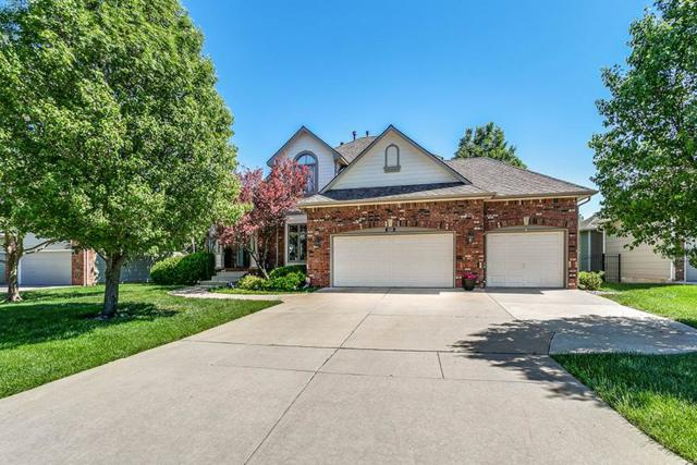 12121 E Killenwood Dr, Wichita, KS 67206 (MLS #557564) :: On The Move
