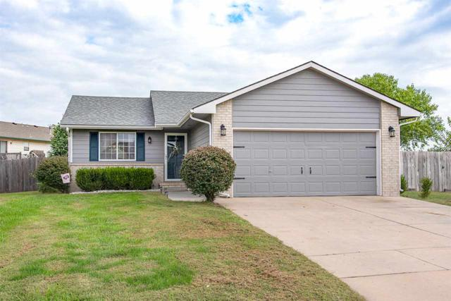 832 Sunrise Cir, Goddard, KS 67052 (MLS #557570) :: Wichita Real Estate Connection