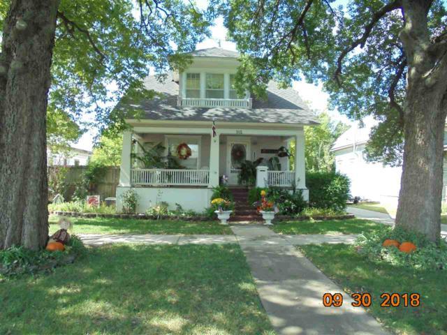 912 N Washington Ave, Wellington, KS 67152 (MLS #557592) :: Better Homes and Gardens Real Estate Alliance