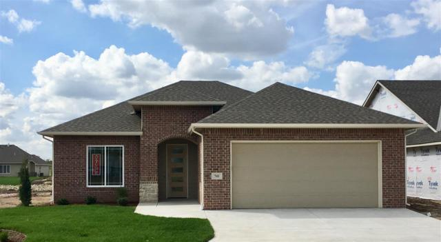 741 Thornton, Wichita, KS 67235 (MLS #557623) :: On The Move