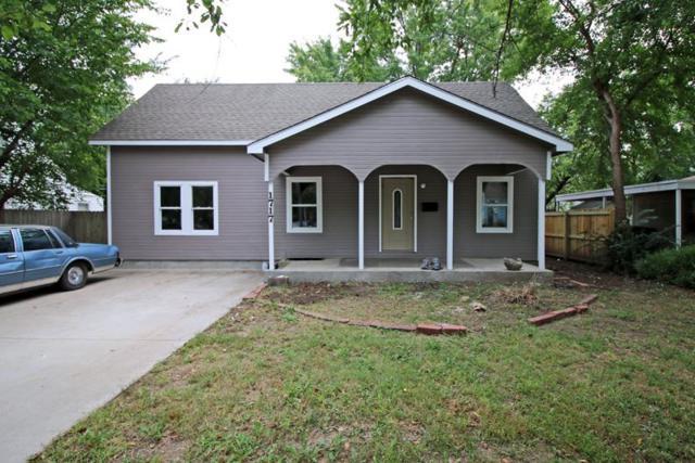 1717 E Classen St, Wichita, KS 67216 (MLS #557633) :: On The Move