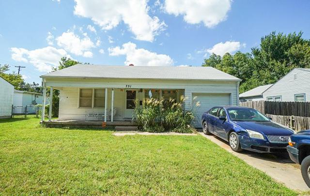 751 S Dellrose St, Wichita, KS 67218 (MLS #557650) :: Wichita Real Estate Connection