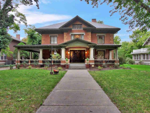 225 N Roosevelt St, Wichita, KS 67208 (MLS #557655) :: Wichita Real Estate Connection