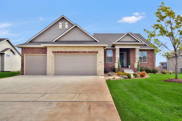 2904 N Gulf Breeze Circle, Wichita, KS 67205 (MLS #557693) :: Better Homes and Gardens Real Estate Alliance