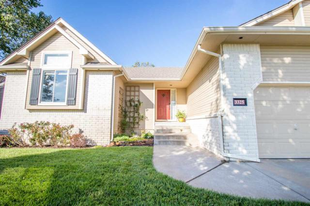 3325 N Pepper Ridge St., Wichita, KS 67205 (MLS #557708) :: Select Homes - Team Real Estate