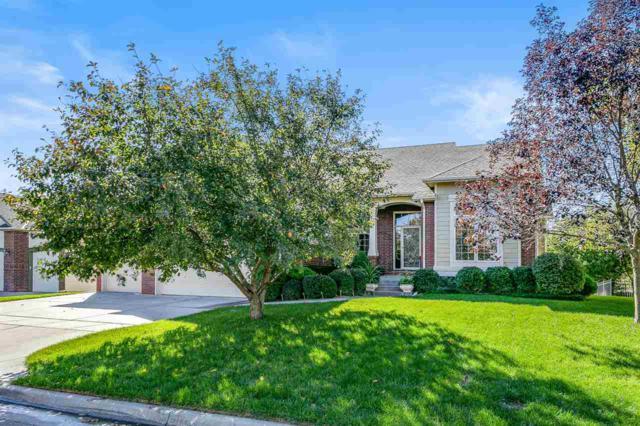 13701 W Onewood St, Wichita, KS 67235 (MLS #557710) :: On The Move