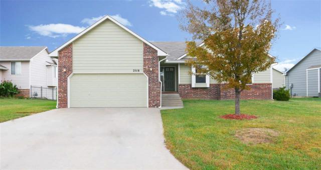 2518 E Evanston Cir, Park City, KS 67219 (MLS #557719) :: Better Homes and Gardens Real Estate Alliance