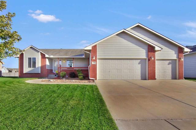 1888 W Lakeview Ct, Haysville, KS 67060 (MLS #557734) :: Select Homes - Team Real Estate