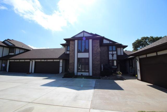 641 N Woodlawn #38, Wichita, KS 67208 (MLS #557801) :: On The Move