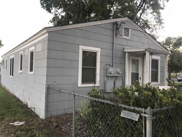 1329 S Oliver St, Wichita, KS 67218 (MLS #557802) :: Better Homes and Gardens Real Estate Alliance