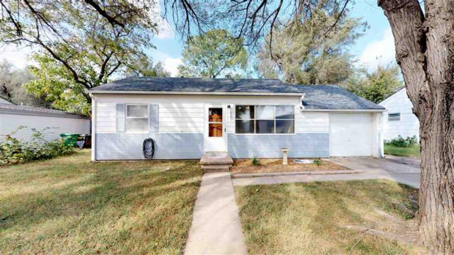127 S Trout Ave, Haysville, KS 67060 (MLS #557812) :: Select Homes - Team Real Estate