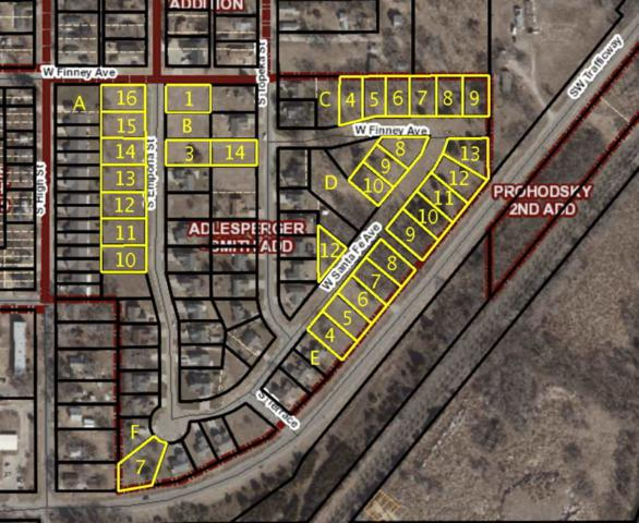 0 S Emporia St, El Dorado, KS 67042 (MLS #557820) :: Better Homes and Gardens Real Estate Alliance