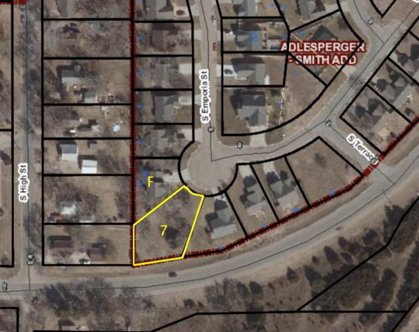 0 W Santa Fe Ave, El Dorado, KS 67042 (MLS #557821) :: On The Move