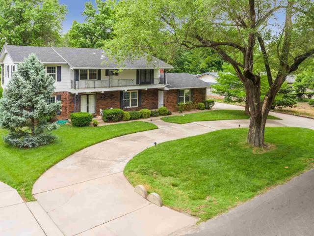 145 N Westfield St, Wichita, KS 67212 (MLS #557841) :: Select Homes - Team Real Estate