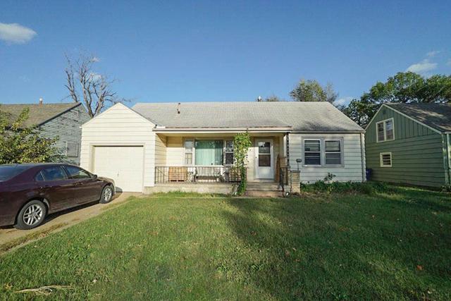 670 S Lightner St, Wichita, KS 67218 (MLS #557853) :: Select Homes - Team Real Estate