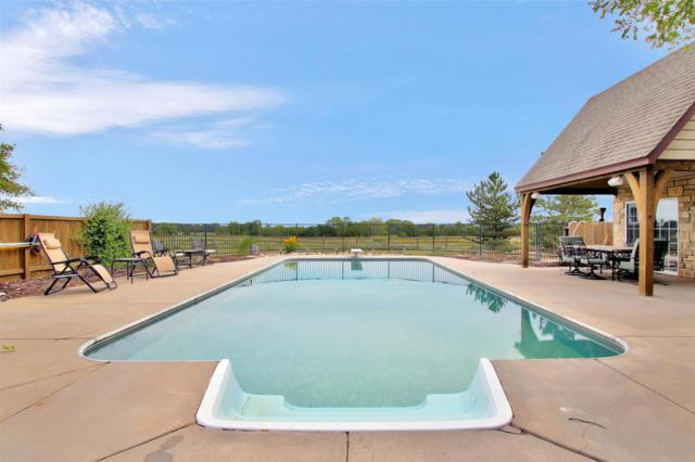 731 Whitetail Dr, Belle Plaine, KS 67013 (MLS #557890) :: Select Homes - Team Real Estate