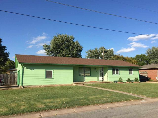 1704 W 4th, Newton, KS 67114 (MLS #557891) :: Wichita Real Estate Connection