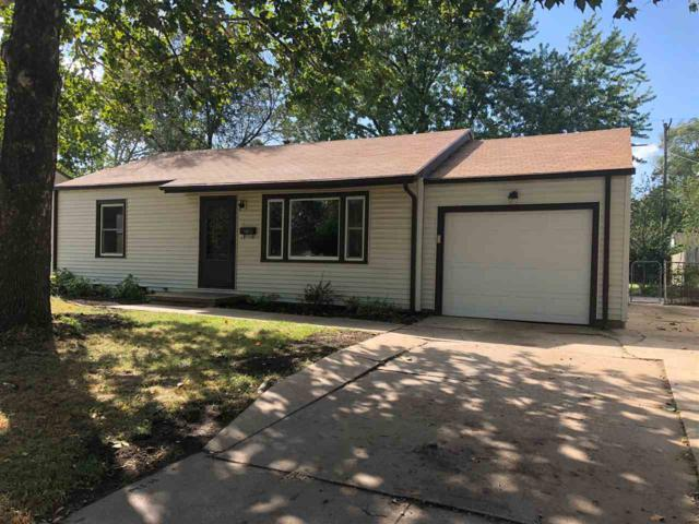 2633 S Bennett Ave, Wichita, KS 67217 (MLS #557893) :: Select Homes - Team Real Estate