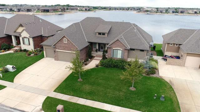 4214 W Shoreline St, Wichita, KS 67205 (MLS #557904) :: On The Move