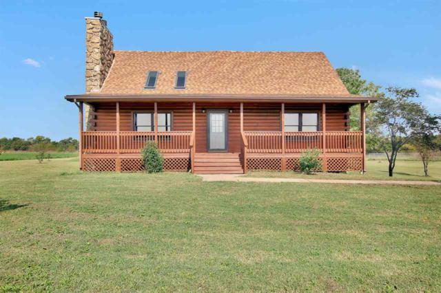 5004 S Webb Rd, Whitewater, KS 67154 (MLS #557978) :: On The Move