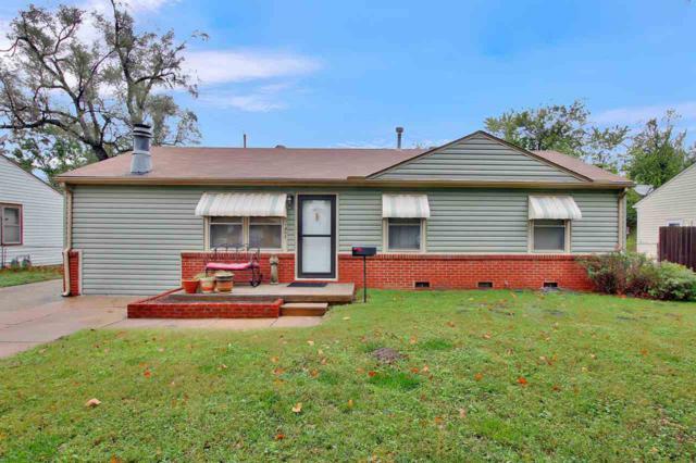 1402 E 31st St S, Wichita, KS 67216 (MLS #558001) :: Wichita Real Estate Connection