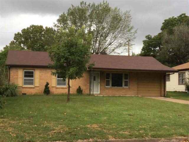 1315 N 7th, Arkansas City, KS 67005 (MLS #558003) :: On The Move