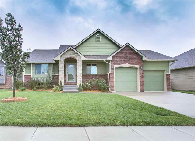 5350 N Rock Spring St 5350 N Rock Spr, Bel Aire, KS 67226 (MLS #558010) :: Wichita Real Estate Connection