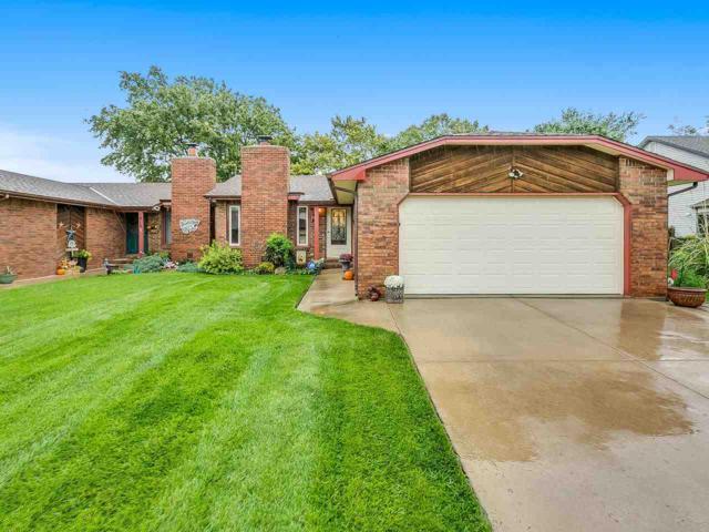 1810 N Brunswick Lane, Wichita, KS 67212 (MLS #558019) :: On The Move