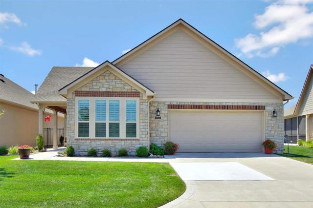 4723 N Prestwick, Bel Aire, KS 67226 (MLS #558025) :: On The Move
