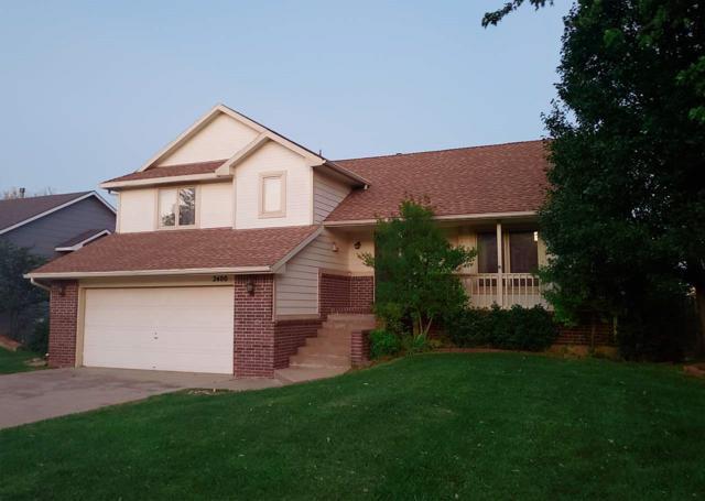 2400 N Persimmon St, Derby, KS 67037 (MLS #558030) :: Select Homes - Team Real Estate