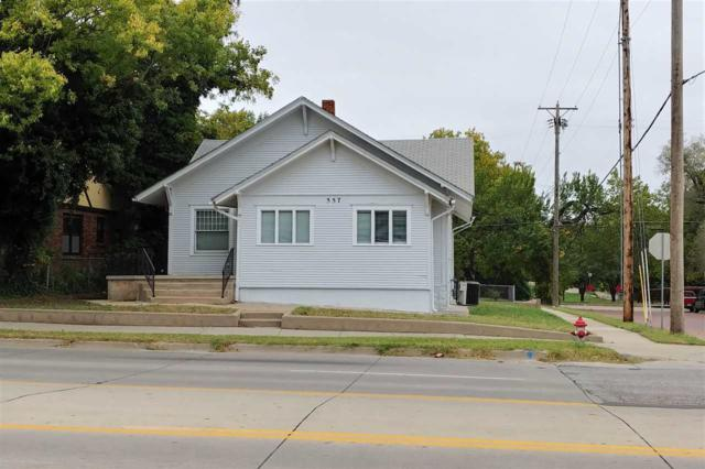 357 N Hillside, Wichita, KS 67214 (MLS #558038) :: On The Move