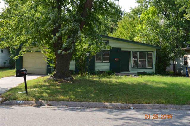 521 S Westview Dr, Derby, KS 67037 (MLS #558069) :: Select Homes - Team Real Estate